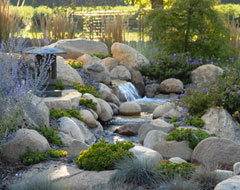 Our Water Feature Services Include: