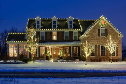U0027Twas Mere Weeks Before Christmas, When All Through West Mich., Homeowners  Like Me Were Contemplating Holiday Décor With A Wish.