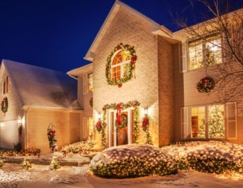 Tips To Help Make Your Home Merry Bright Naylor Landscape Management